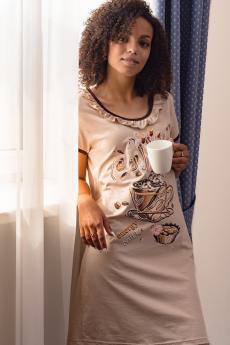 Сорочка Кофе