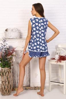 Пижама Голубика
