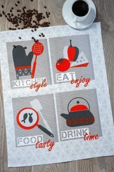 Набор полотенец Время обедать