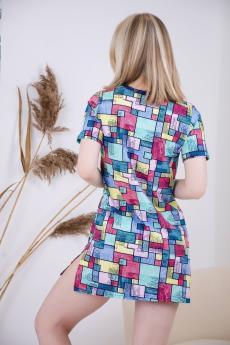 Платье-туника 10523