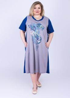 Платье женское 208ХГ2467П