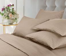 Комплект постельного белья Verossa Stripe 1,5СП Bronze