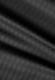 Простыня Verossa Stripe На Резинке 140/200 Black