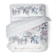 Комплект постельного белья Волшебная Ночь 2,0СП Christmas mood