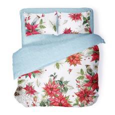 Комплект постельного белья Волшебная Ночь 2,0СП Poinsettia