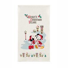 Набор Полотенец Disney 40/70 Mickey Chrismas