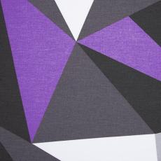 КПБ Традиция, поплин, 100% хлопок, пл. 118 гр./кв.м., Мозаика (фиолетовый)