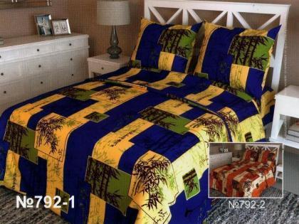 """Постельное бельё бязь """"792"""" 2 спальное купить за 882 руб."""