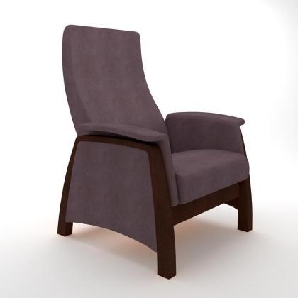 Кресло качалка глайдер Модель G1 бордо