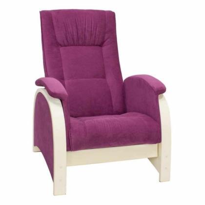 Кресло качалка глайдер Модель G2 бордо