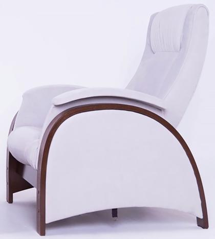 Кресло качалка глайдер Модель G2 белое