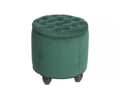 Пуф Вена-2 зеленый