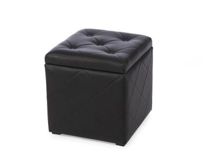 Пуф Ромби-2 черный
