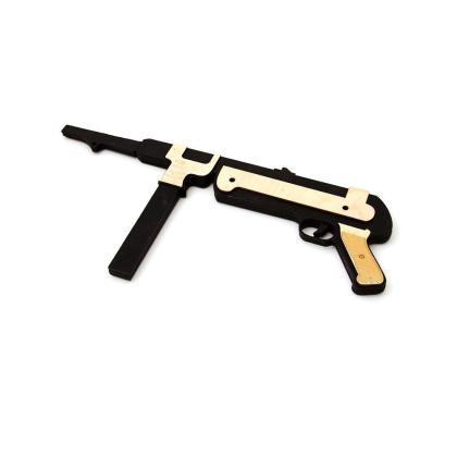 Пистолет пулемёт МР40 (чёрно белый)