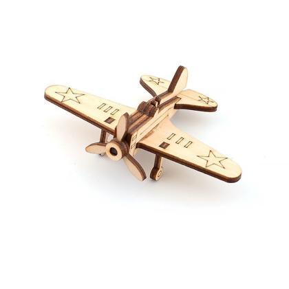 Самолет истребитель МиГ-3