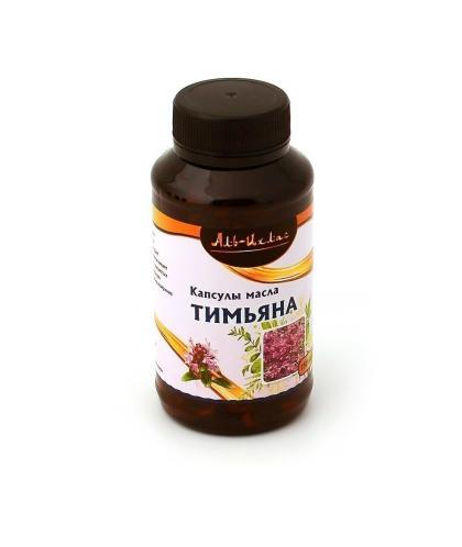 Масло тимьяна (в капсулах)
