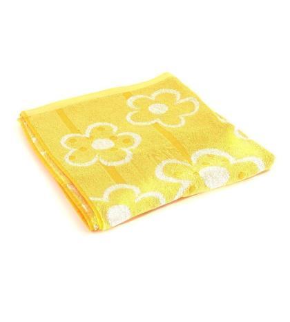 Полотенце вафельное с вышивкой обезьянки