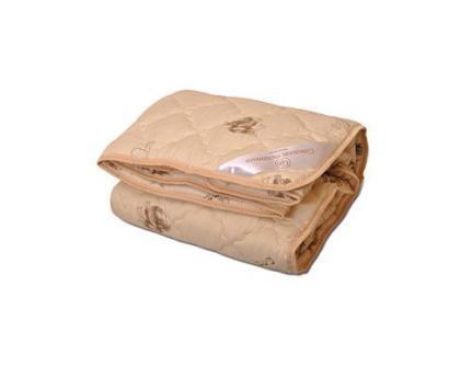 Одеяло верблюжья  шерсть, 300 гр/м2, комфорт