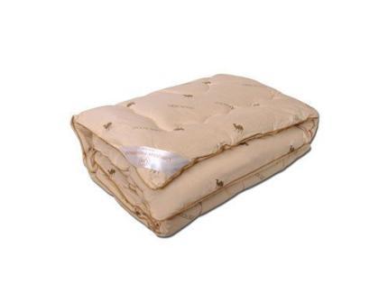 Одеяло верблюжья  шерсть, 150 гр/м2, премиум