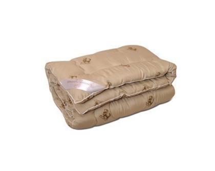 Одеяло овечья  шерсть, 300 гр/м2 комфорт