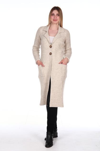Пальто светлый экрю купить от 2475 руб.