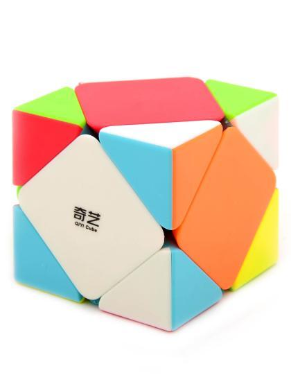 Кубик Skewb «QiCheng» QiYi цветной пластик