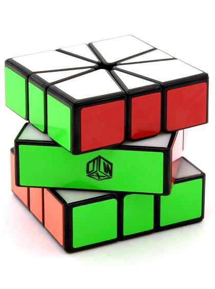 Кубик «Volt SQ-1» QiYi MoFangGe чёрный