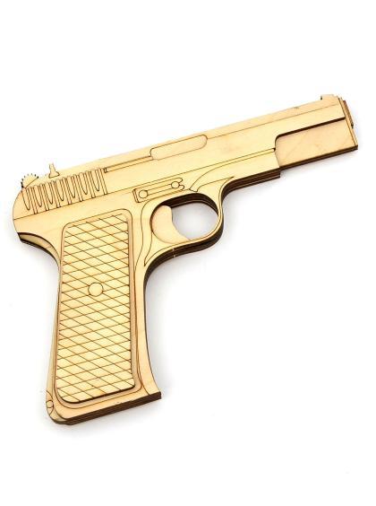 Конструктор «ТТ» 3D пистолет
