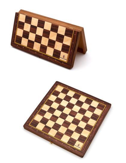 Шахматная доска «Wood Games» большая