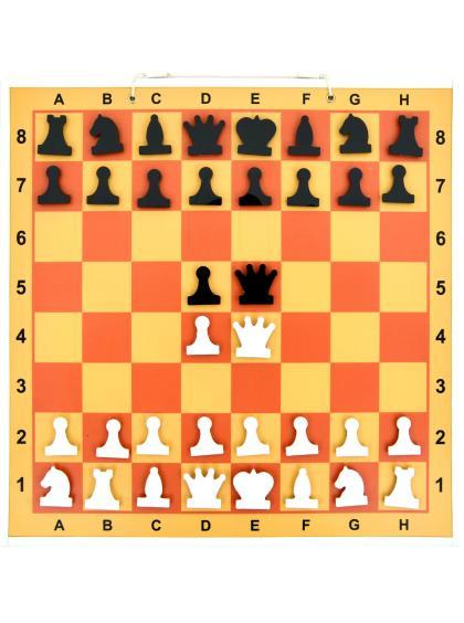 Демонстрационные шахматы «Школьник» 40 см мини