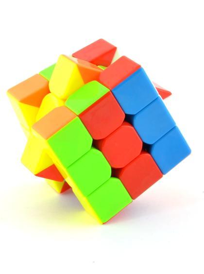 Кубик Рубика «Thunderclap» 3x3x3 цветной
