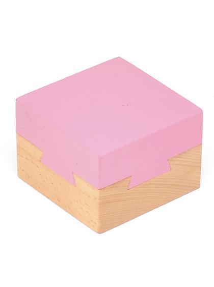 Головоломка «Розовая коробочка»
