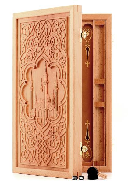 Нарды «Мечеть Кул-Шариф» бук