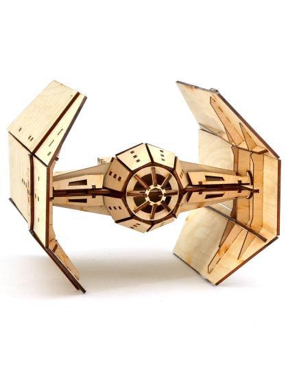 Конструктор «Звёздный истребитель Дарта Вердейра» 3D