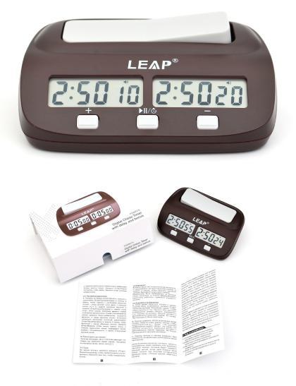 Шахматные часы электронные, модель - PQ9907S