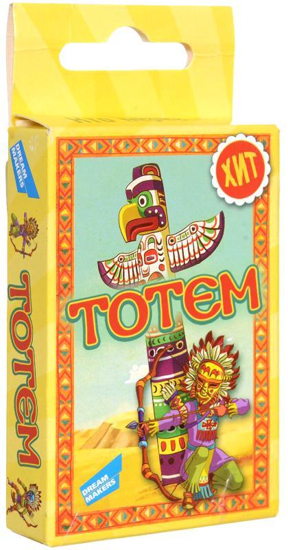 Настольная игра «Тотем. Cards»
