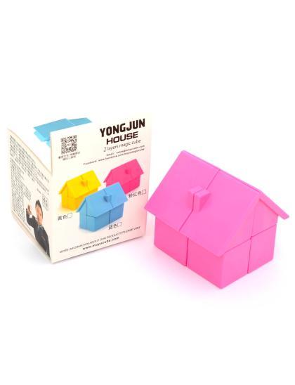 Головоломка «House» розовый