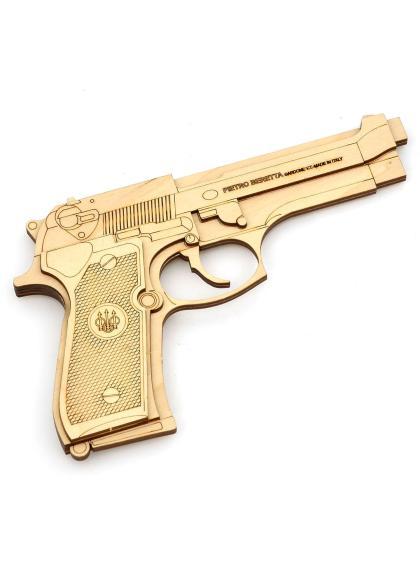 Конструктор «Беретта» 3D пистолет