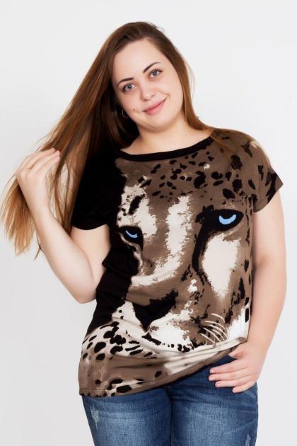 Туника Леопард