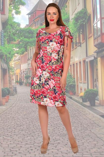 Платье женской Блик розовый