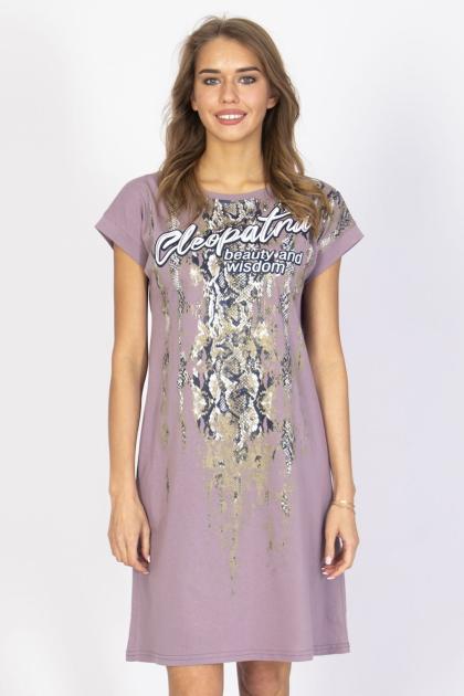 Платье Клеопатра, какао