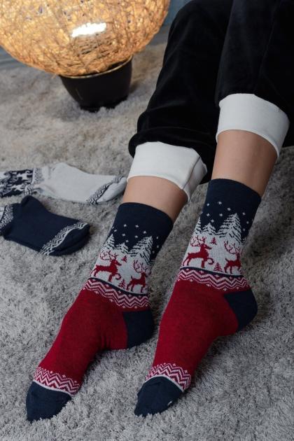 Носки Иней женские