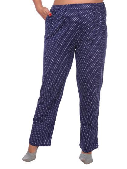 Брюки женские мод. БР-6 синие