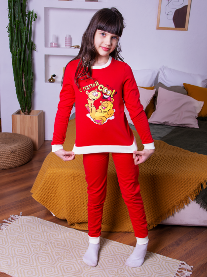 Пижама детская 421Ф2691П