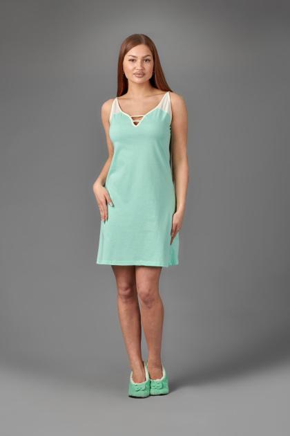 Женская сорочка ЖС 027 (ментоловый)